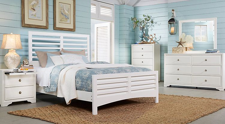 affordable white queen bedroom sets rooms to go furniture rh pinterest com