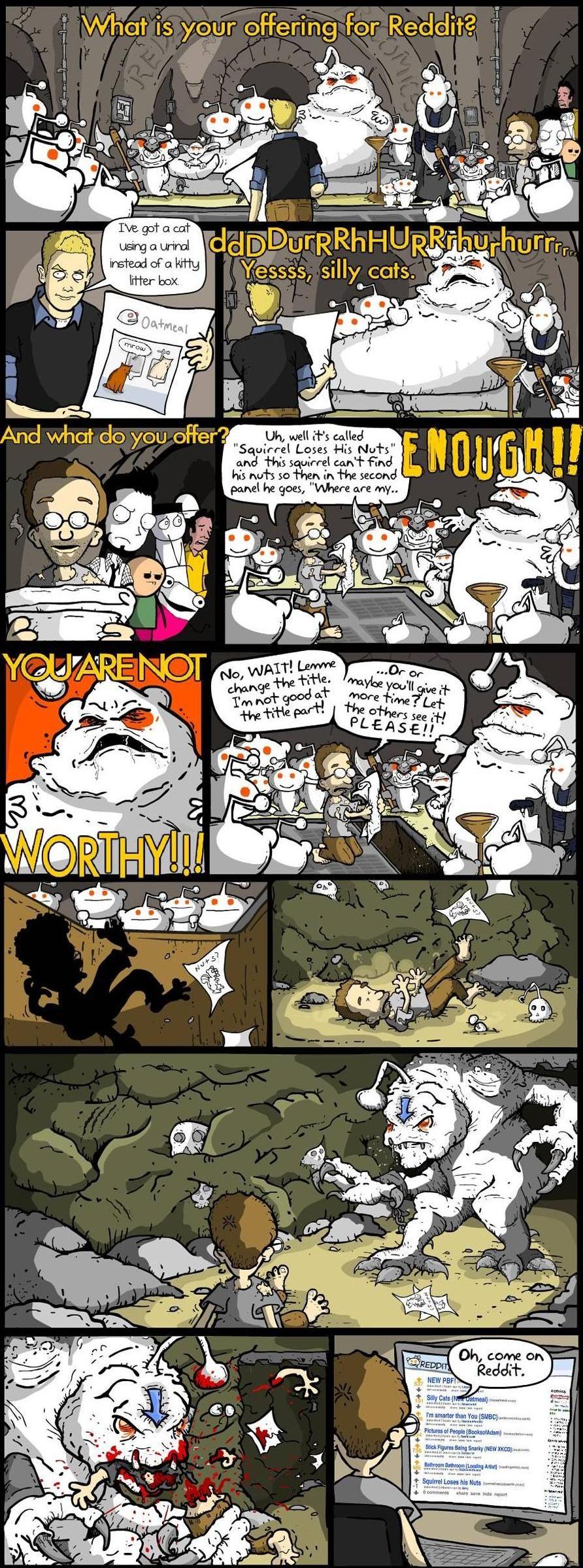 Offering for Reddit | Funny | Funny, Funny images, Comic strips