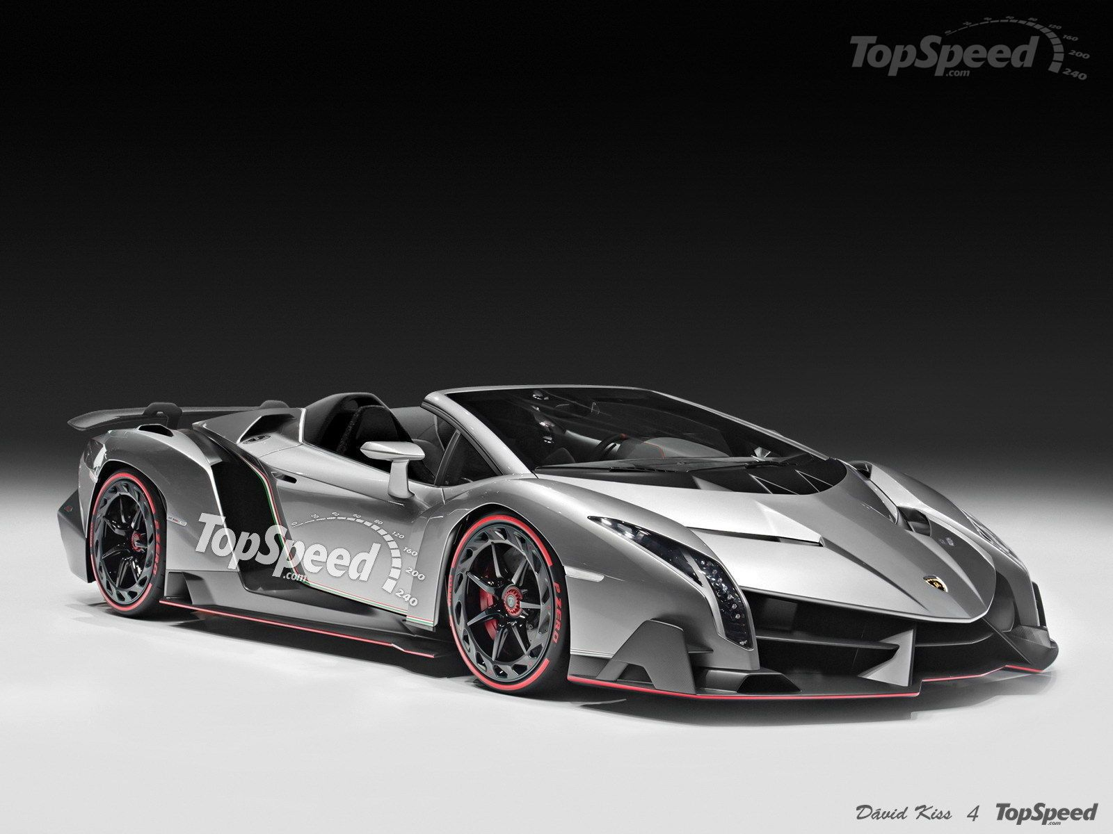Lamborghini Veneno Roadster Rendered By Top Speed