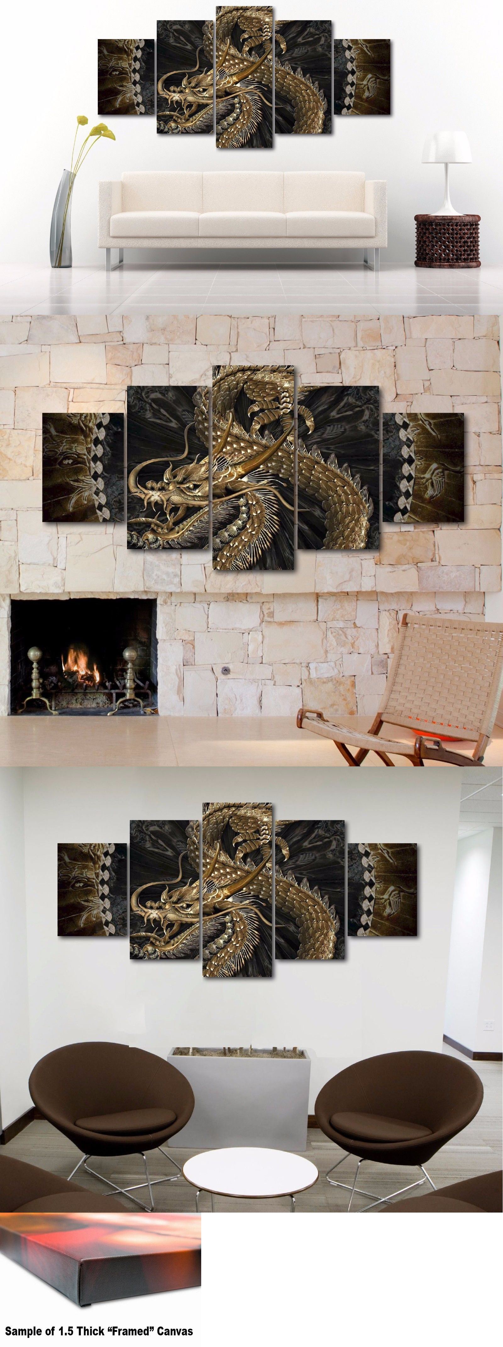 posters and prints 41511 large chinese dragon snake home decor