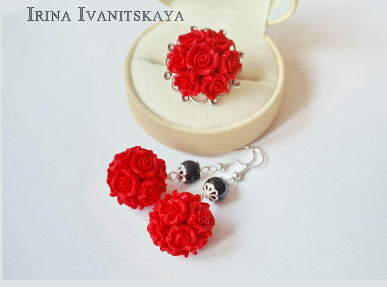 Как сделать кольцо роза 4