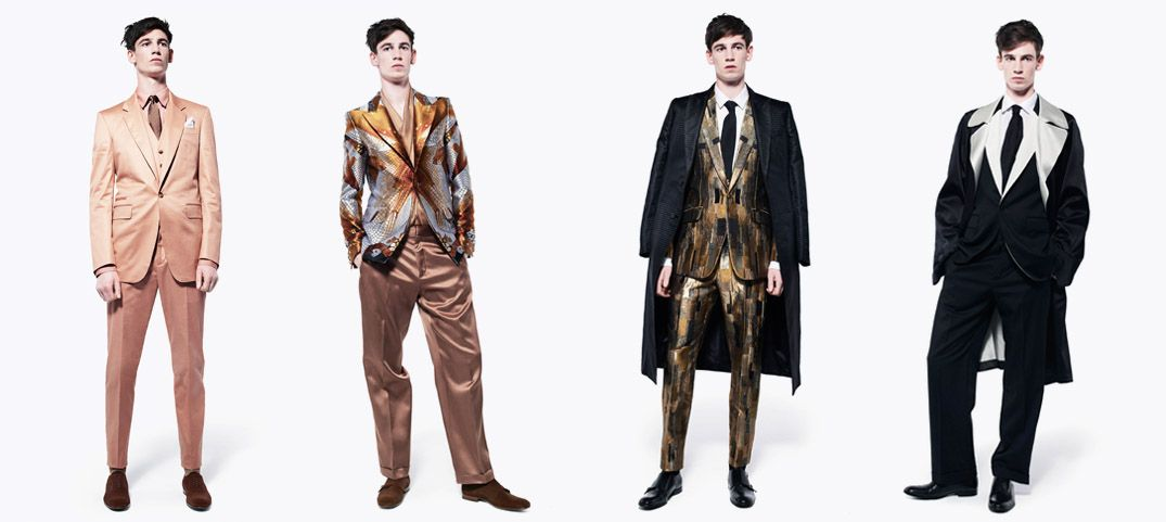 Check out my Fashion Blog @  Theoxandthesnake.tumblr.com  ALEXANDER MCQUEEN    Men's Spring/Summer 2013    Male vanity. The peacock male and the English gentleman. A timeless study of character and style.
