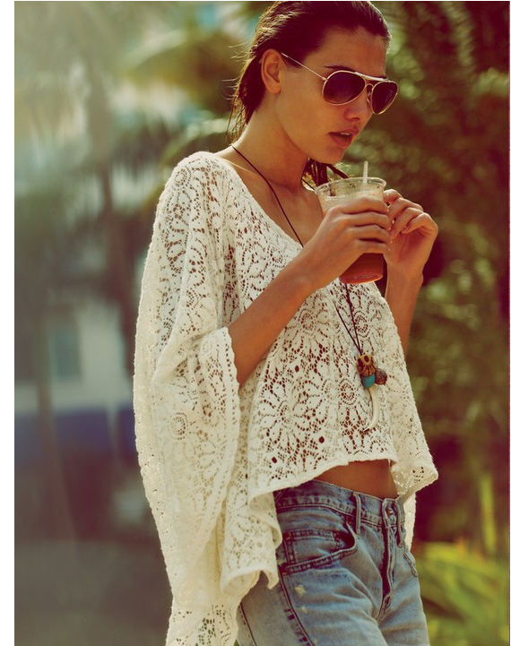 free people lace