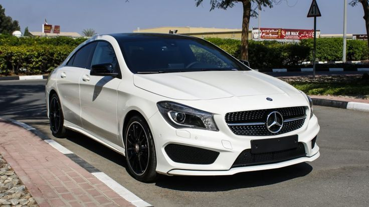 2016 Mercedes Cla 250 Panoramic Sunroof With Images Mercedes