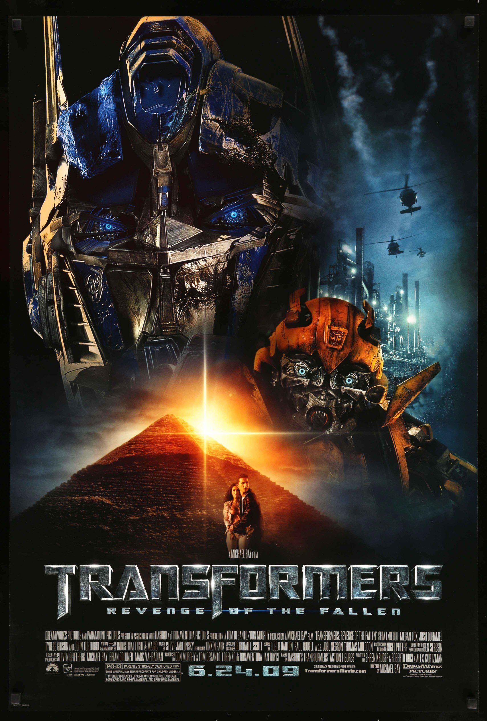 Transformers Revenge Of The Fallen 2009 In 2021 Revenge Of The Fallen Transformers Movie Transformers