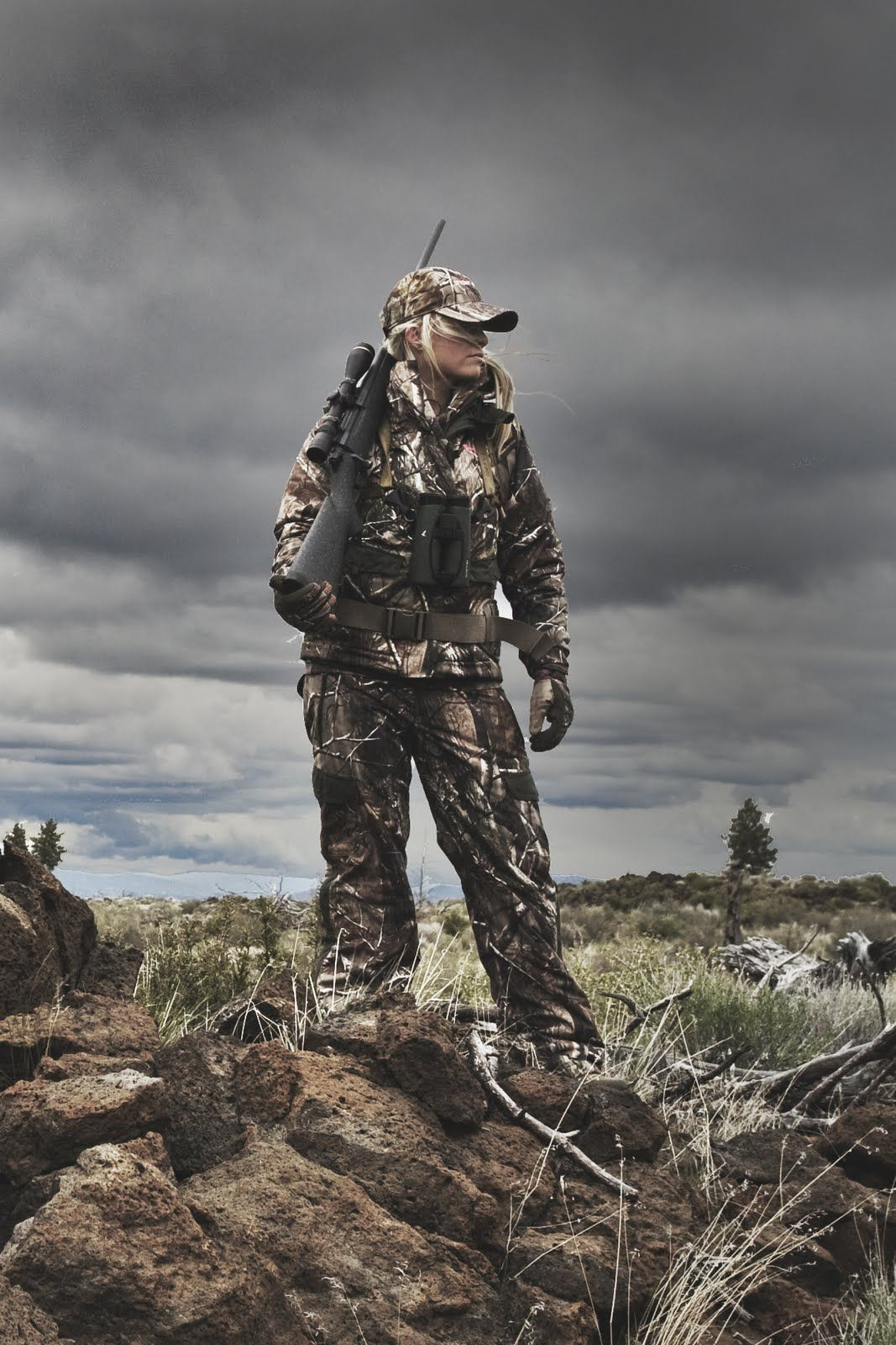 Pursue The Wild With Kristy Titus Backcountry Hunting
