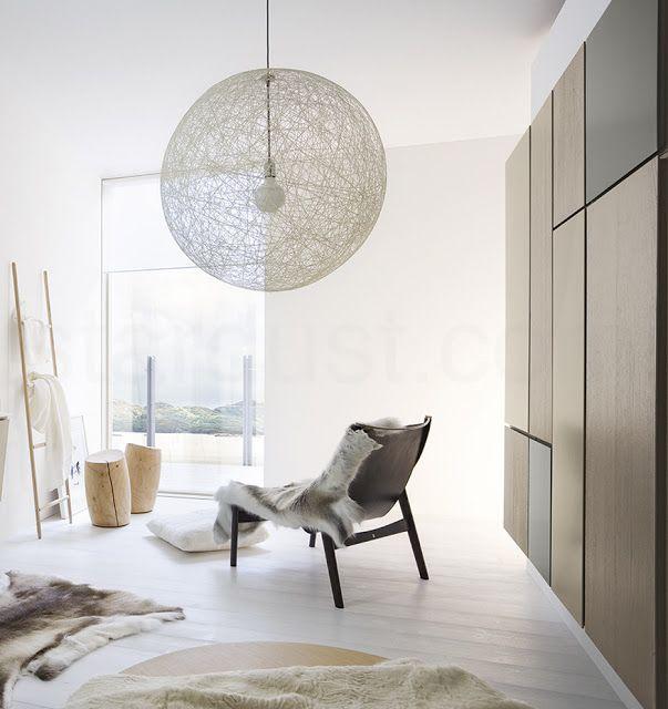 Random light designed by Bertjan POT for Moooi