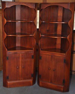 Maple Corner Cabinets Cushman Colonial Cushman Furniture