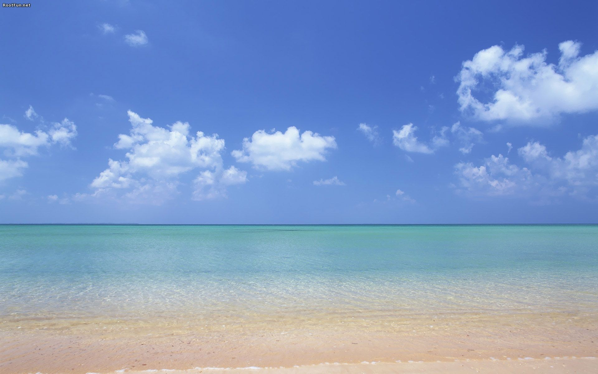 Beautiful Beach Scenery Wallpaper WallDevil