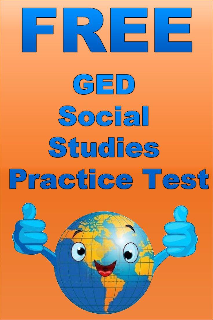 Free GED Social Studies Practice Test http://www.mometrix.com/
