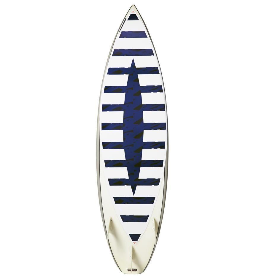Vacanza Motel Personale  Surfboard Sticker for 6-7ft board | Surfboard stickers, Surfboard, Surfing