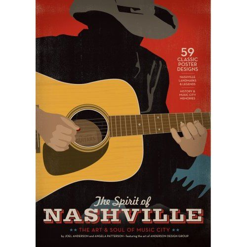 Best Music Coffee Table Books.Good Coffee Table Book The Spirit Of Nashville The Art Soul Of