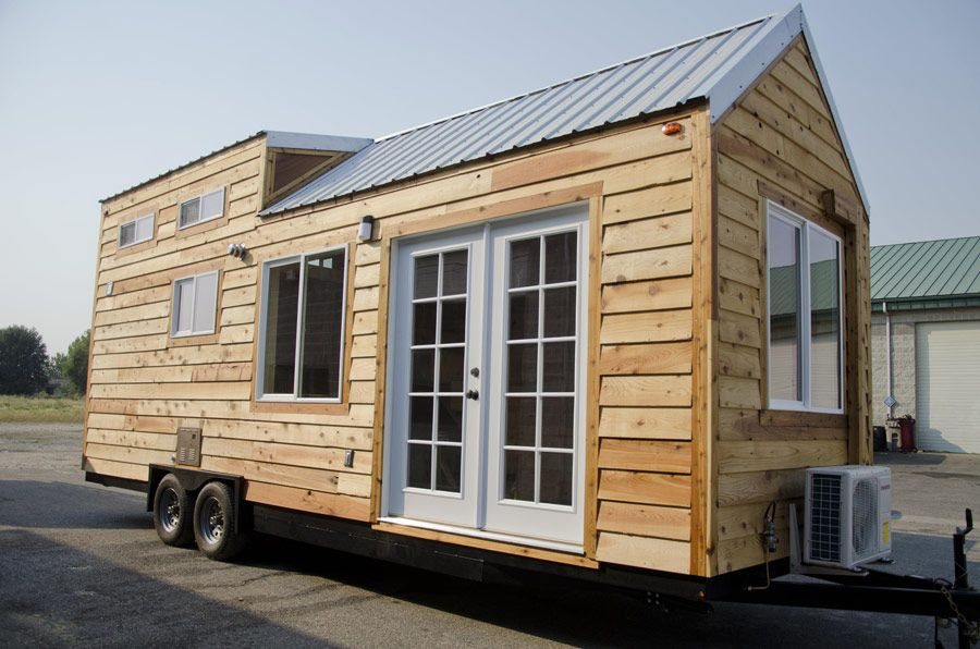 Tiny Idahomes LLC Is A House Builder In Nampa Idaho They Build Custom Homes For Their