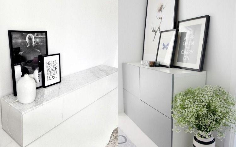 Charmant Ikea Besta Regal   25 Ideen Mit Dem Aufbewahrungssystem