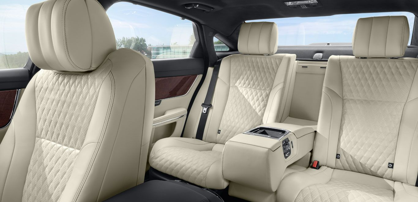 2016 Jaguar XJ - Interior Features & Options | Jaguar USA