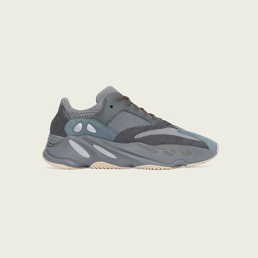 """Adidas Yeezy Boost 700 V2 """"Hospital Blue"""" Available Early"""