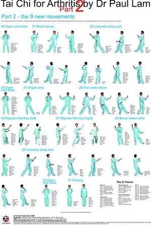 Tai Chi For Arthritis - Bing Afbeeldingen