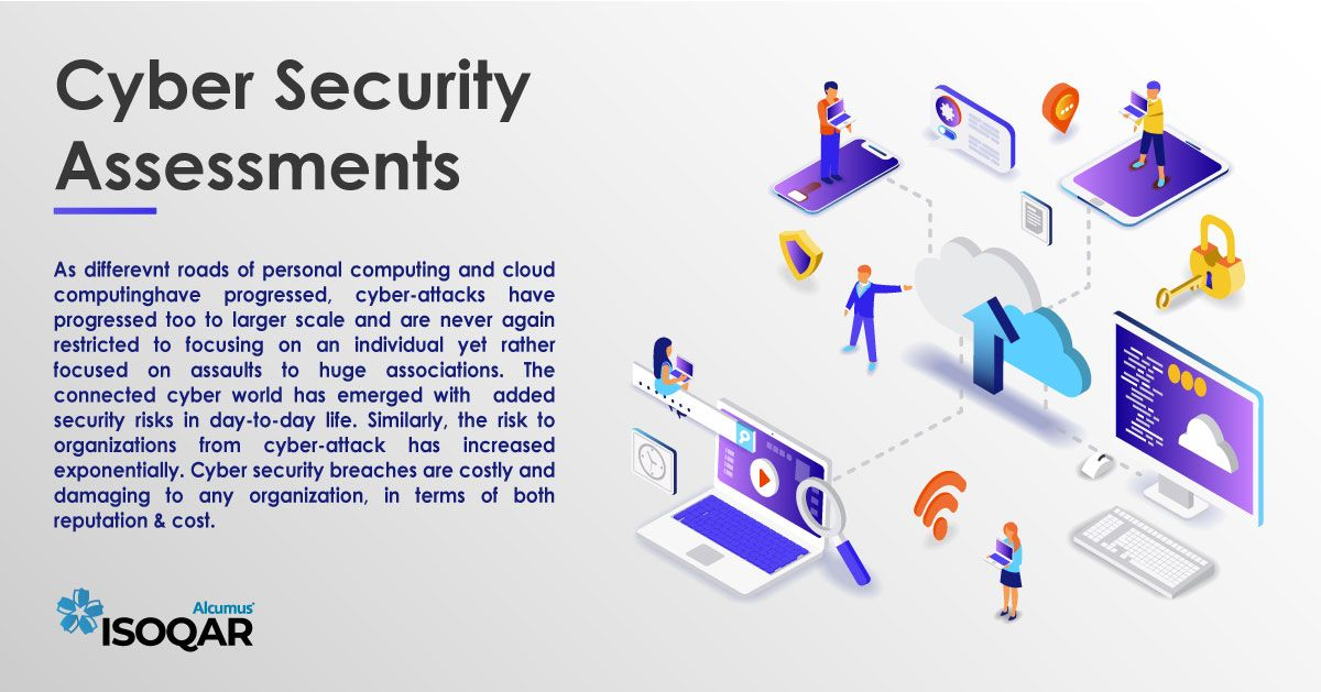 Alcumus Isoqar India Pvt Ltd Posted On Linkedin Security Assessment Cyber Security Assessment