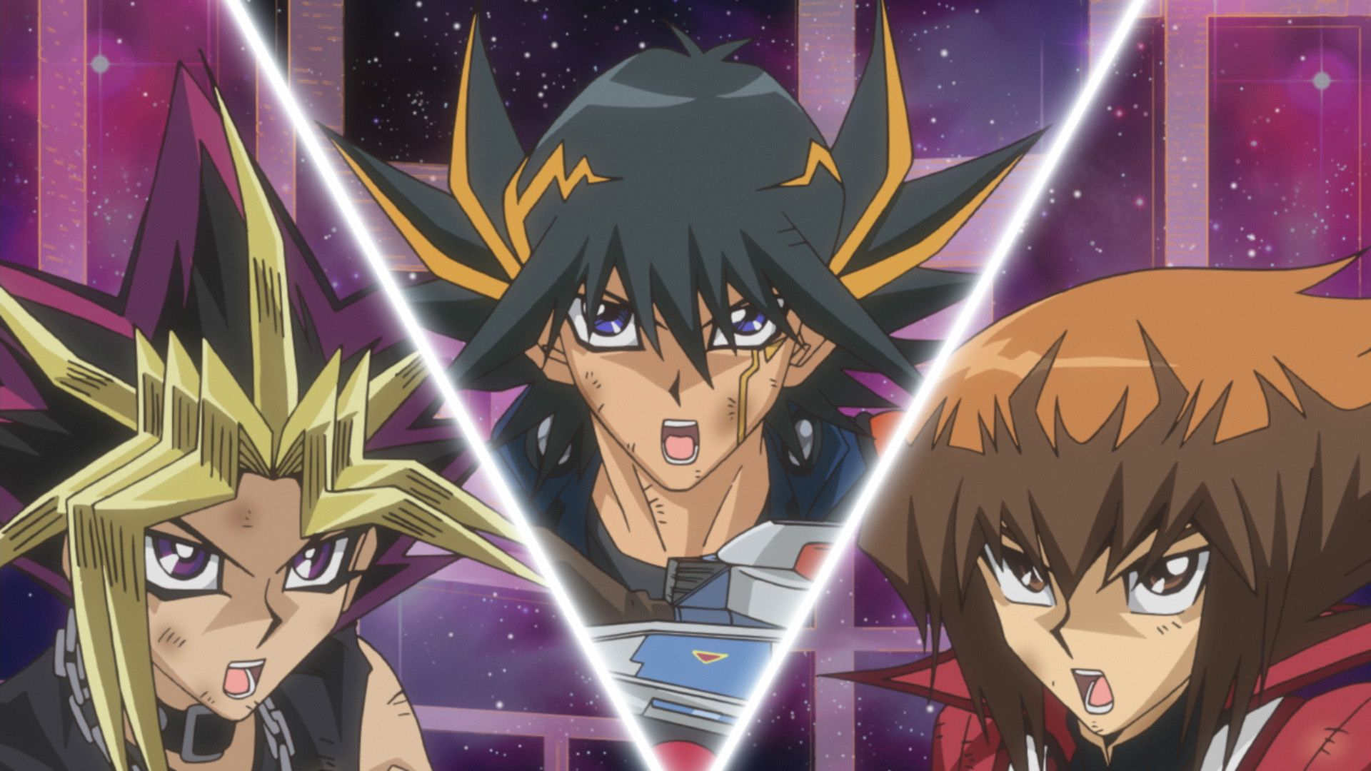 yugioh Win a family pass to the Yu Gi Oh! 3D Bonds