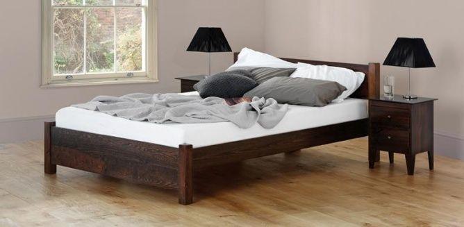 Warren Evans Shaker Bed Bed Tiny Bedroom Bed Frame