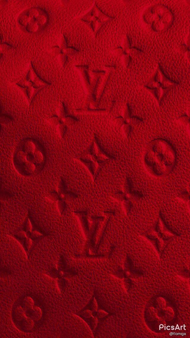 Louis Vuitton Wallpaper Red : louis, vuitton, wallpaper, Christian, Louis, Vuitton, Ideas, Iphone, Wallpaper,, Vuitton,, Wallpaper