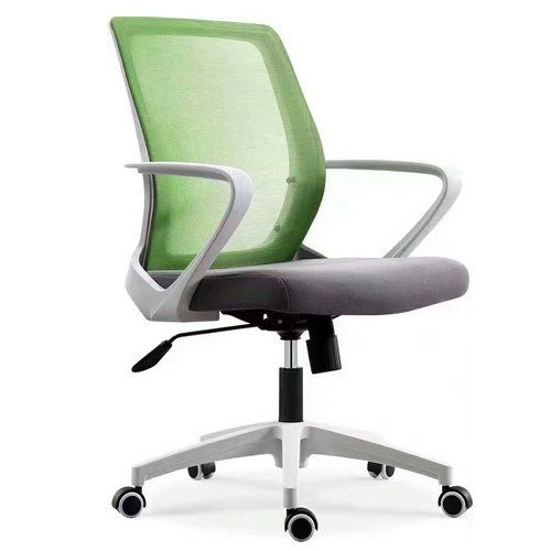 foshan furniture mesh fabric staff swivel working chair competitive