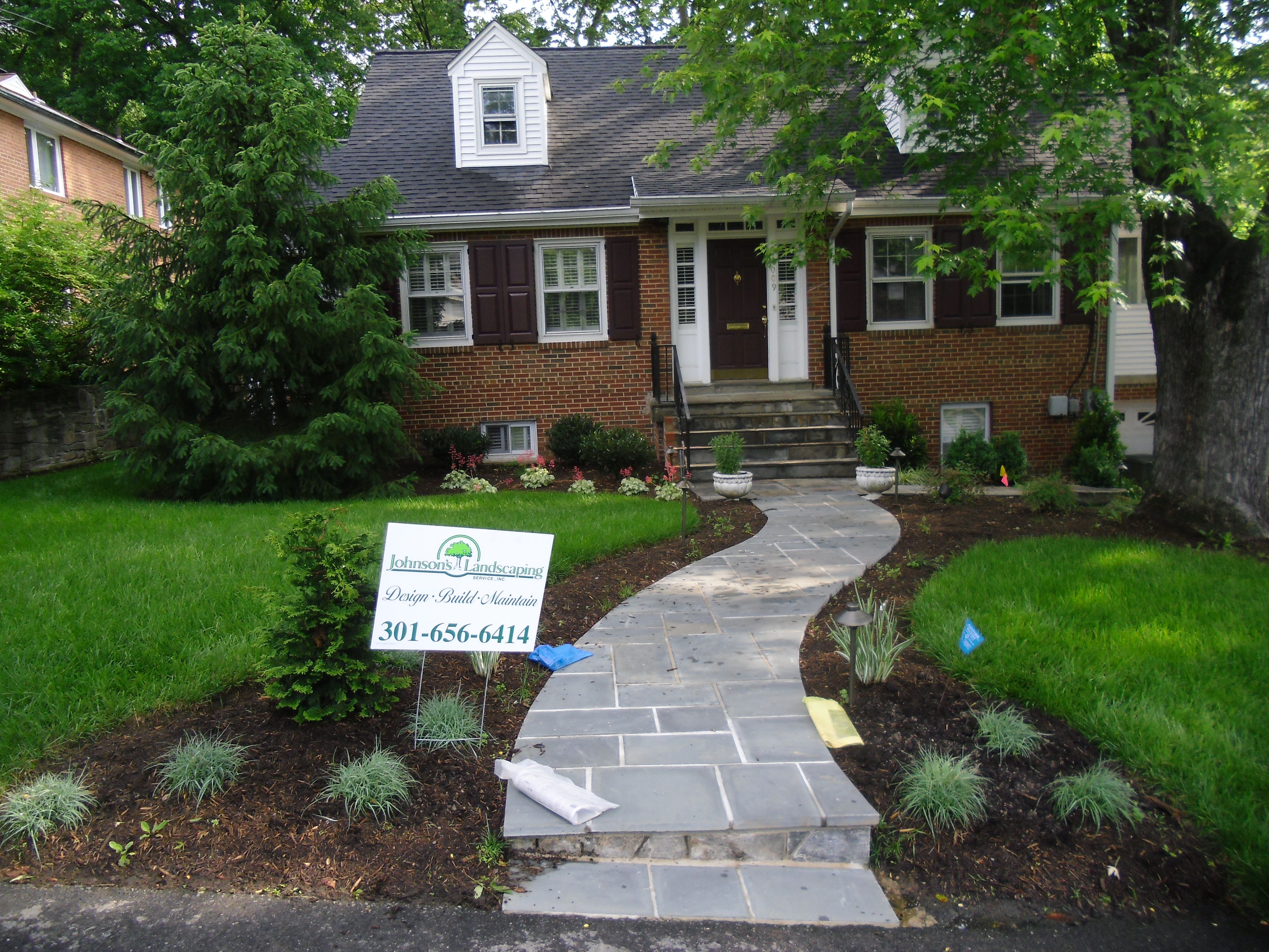 Show off your front #yard to your neighbors with a stone ...