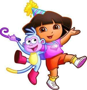 Imagenes De Dora De Cumpleaños Dora And Friends Dora The Explorer Explorer Birthday Party