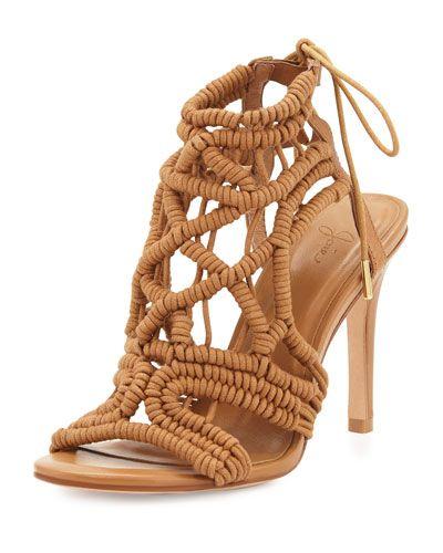 dbeb8408e925 X35W8 Joie Aria Woven Strappy Sandal