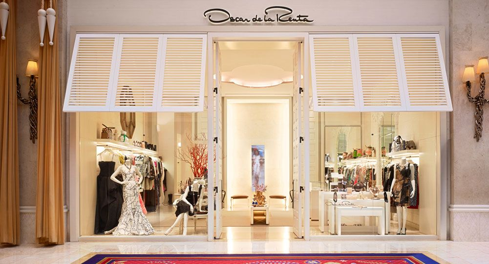 With 16 Unique Shops The Esplanades At Wynn And Encore Put Worlds Greatest Designers In Your Reach