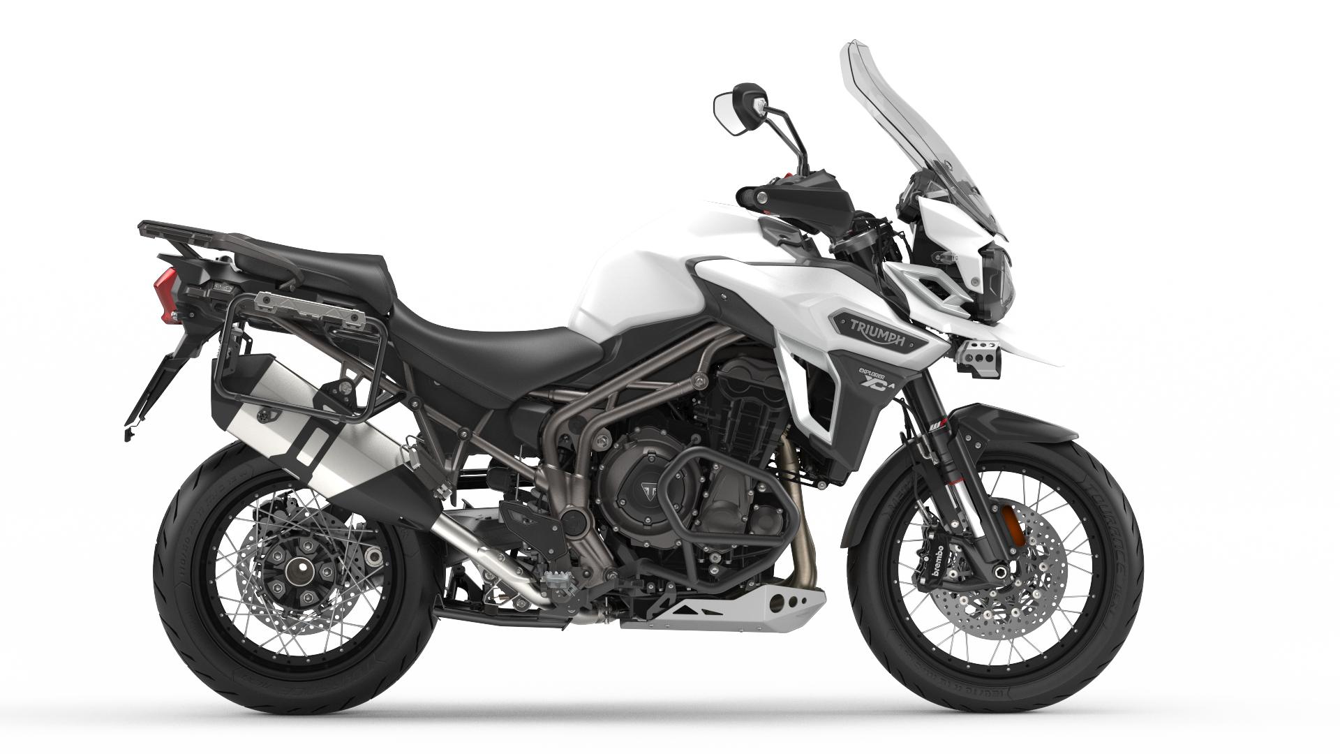 Tiger Explorer XCA Motorcycles for sale, New triumph