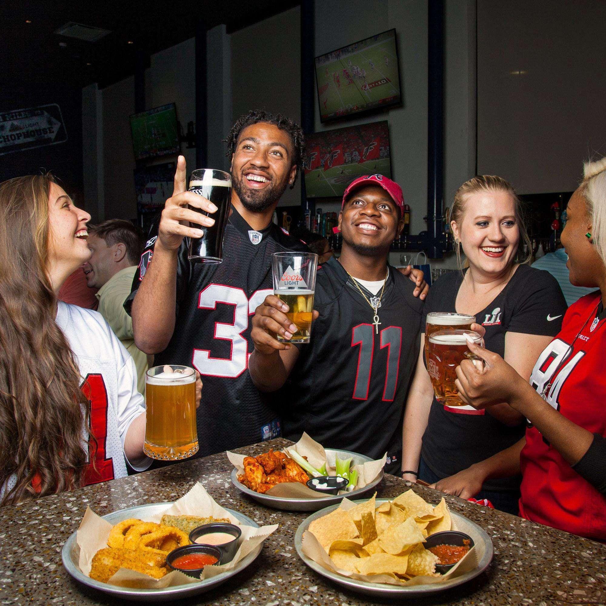ATLANTA'S BEST SPORTS BARS | Sports bar, Fun sports ...