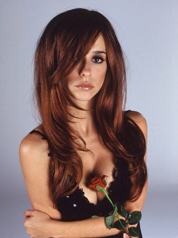 Jennifer Love Hewitts Sexy Hair Why Cant I Have Hair Like This