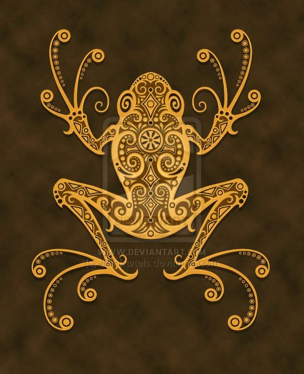 Nana Henna Ungaran Semarang Polynesian Tattoo Symbols: The 25+ Best Frog Tattoos Ideas On Pinterest