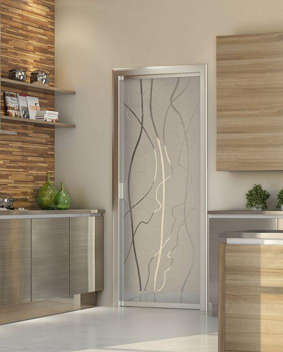 Porta-per-interni-scorrevole-scomparsa-vetro-temperato-trasparente-cornice-alluminio-Castellari.jpg (742×924)