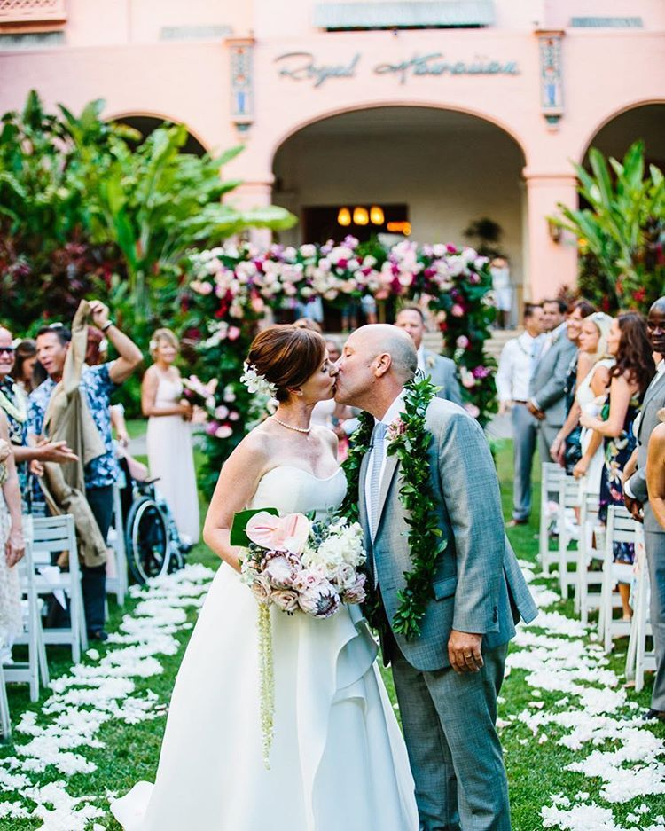Waikiki Beach Wedding Ceremony: Today We Are Photographing At What Could Possibly Be The