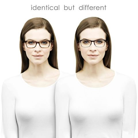 Model 834 - 835  one design - two frames - two different materials. Identical in design, size and fitting but different in style an expression.  #municeyewear #munic #eyewear #glasses #munich #münchen #fashion #design #twinstyle