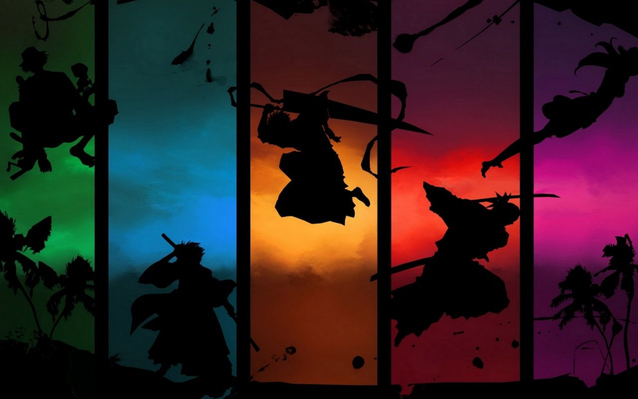 Bleach Anime 1280x800 Anime Wallpaper Bleach Anime Bleach Anime Wallpapers Anime wallpaper hd 1280x800