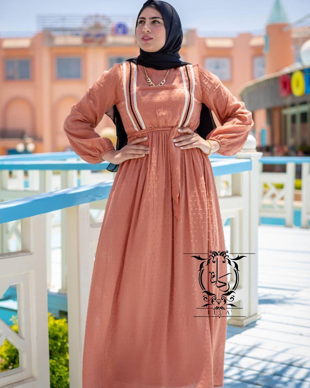 Reda رداء On Instagram لون جديد بديزاين جديد ف رداء متوفر ف الفروع وتقدروا تطلبوه اونلاين Fashion Hijab Outfit Outfits