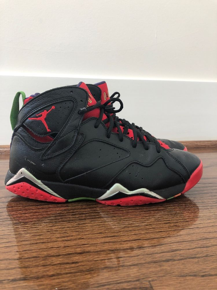 Air Jordan Retro 7 Marvin The Martian Fashion Clothing Shoes