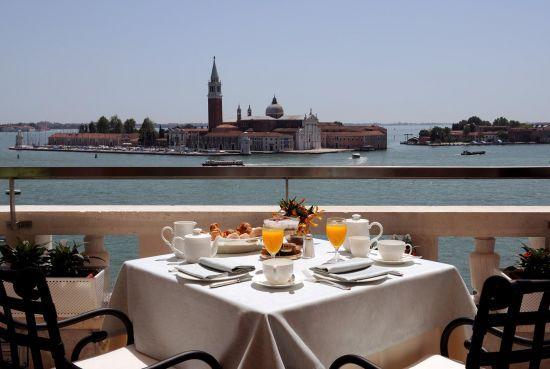 Restaurant Terrazza Danieli Hotel Danieli Venezia