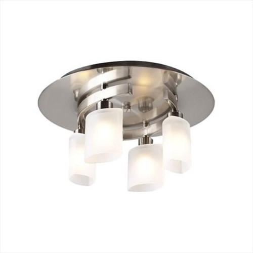 wyndham ceiling lights 4 light halogen 120v 50w in satin nickel as rh pinterest com