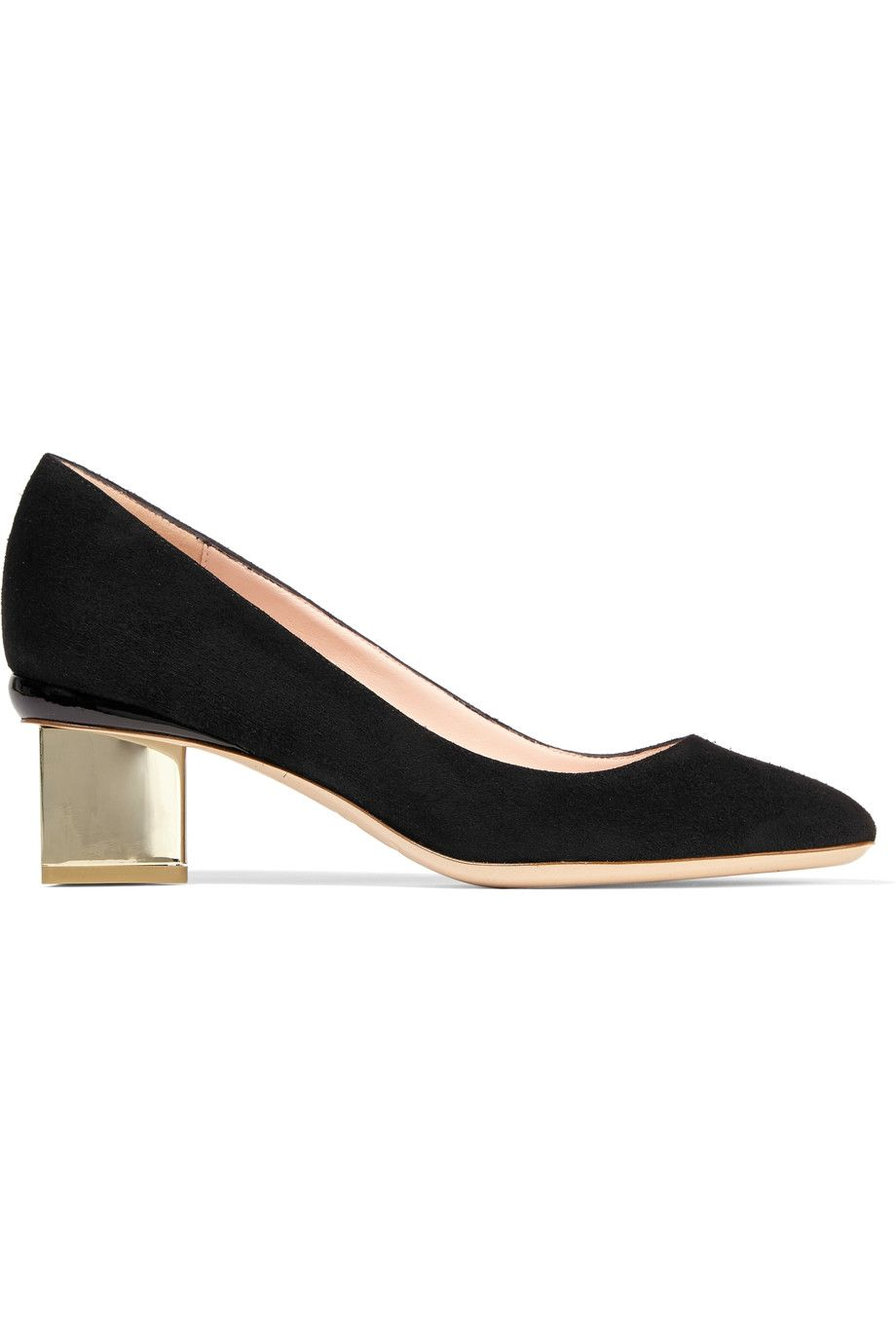 online store cheap very cheap Nicholas Kirkwood Metallic Pebbled Leather Pumps clearance free shipping recommend cheap online wiki for sale mzzGmG