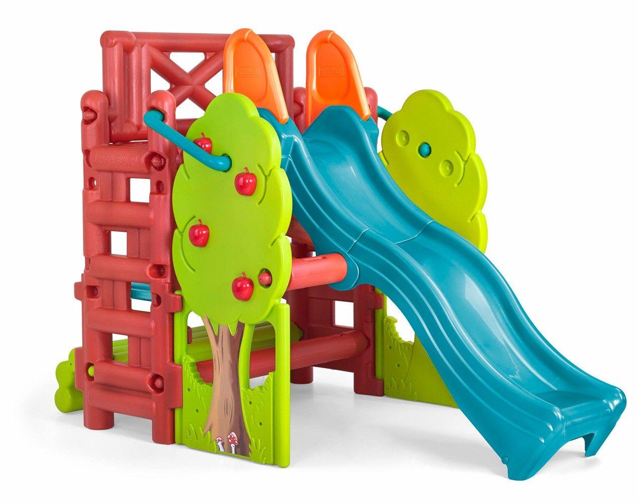 Casita del bosque feber nuevo color 800009590 for Casas de plastico para ninos