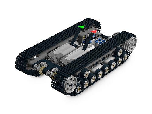 Lego Com Technic Bauanleitung