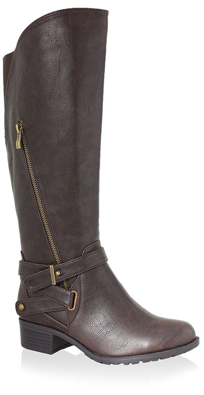 dc91f9182370f Intaglia Women's Westport Extra Wide Calf Boot -- You can get more ...