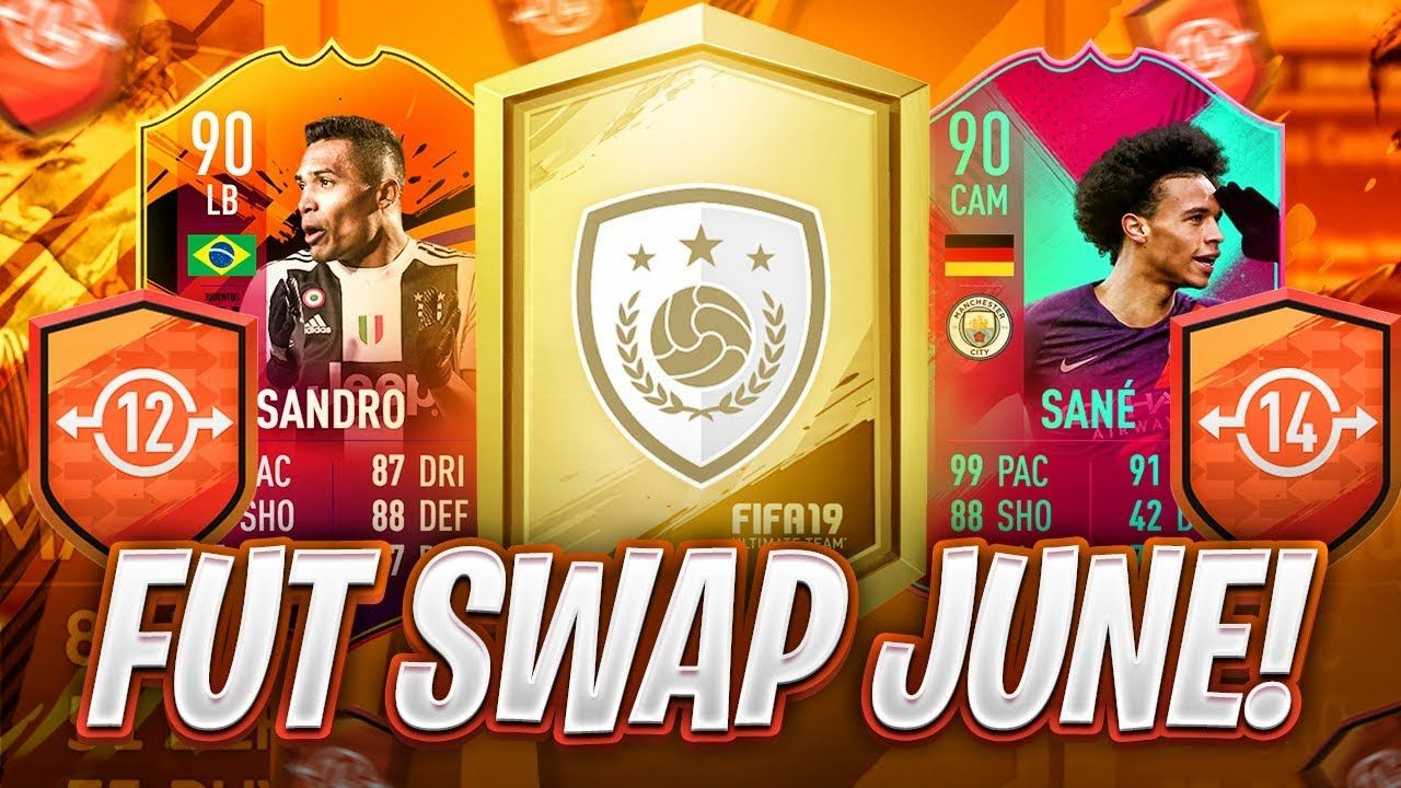 WHAT TO GO FOR FUT SWAP JUNE? FIFA 19 (With images) Fifa