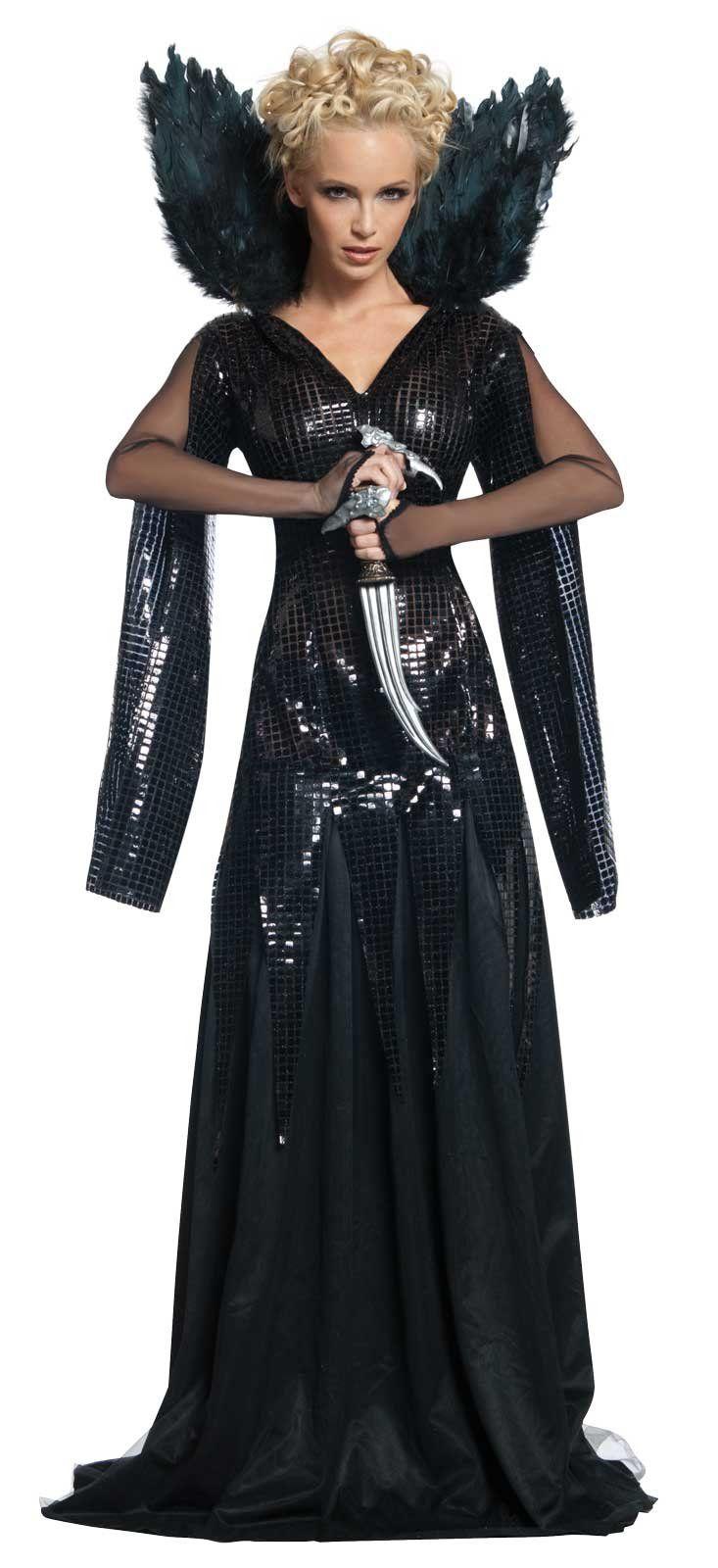 Queen Ravenna Halloween Costume