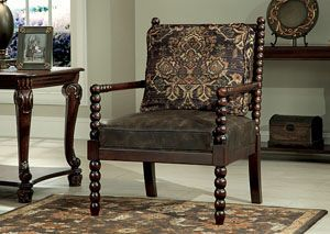 Fine Details With A Clic Style Spindle Chairaccent
