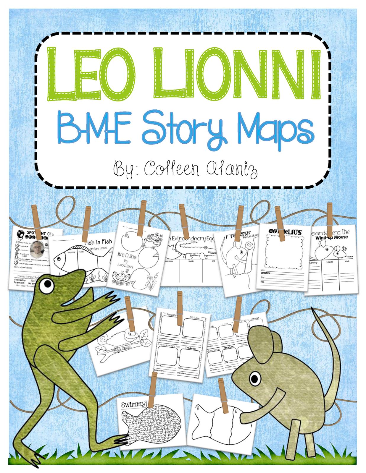 Leo Lionni Goo S And A Freebie